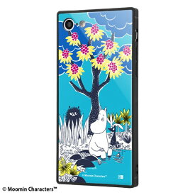 イングレム Ingrem iPhone SE(第2世代)4.7インチ/ iPhone 8 / 7 /ムーミン/耐衝撃ケース KAKU トリプルハイブリッド IQ-AP7K3B/MT002 コミック_2