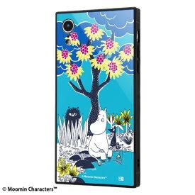 イングレム Ingrem iPhone XR /ムーミン/耐衝撃ケース KAKU トリプルハイブリッド IQ-AP18K3B/MT002 コミック_2