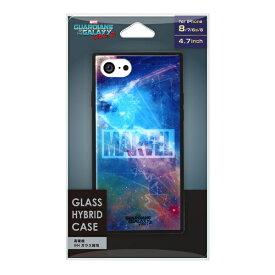 PGA iPhone 8/7/6s/6用 ガラスハイブリッドケース PG-DCS725GDG ガーディアンズ・オブ・ザ・ギャラクシー