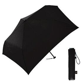クラックス 【折りたたみ傘】超軽量折りたたみ傘(ブラック) 50cm ブラック