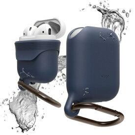 ELAGO エラゴ AirPods用防水ケース WaterProof Hang Case for AirPods ジーンインディゴ EL_APDCSSCWD_JI