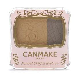 キャンメイク CANMAKE CANMAKE (キャンメイク) ナチュラルシフォンアイブロウ 04
