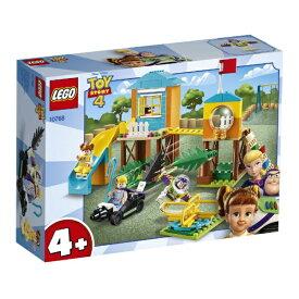 レゴジャパン LEGO 10768 トイ・ストーリー4 バズ&ボー・ピープの遊び場の冒険