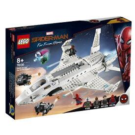 レゴジャパン LEGO 76130 スーパー・ヒーローズ スターク・ジェットとドローン攻撃[レゴブロック]