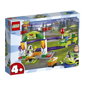 レゴジャパン LEGO 10771 トイ・ストーリー4 カーニバルのわくわくコースター