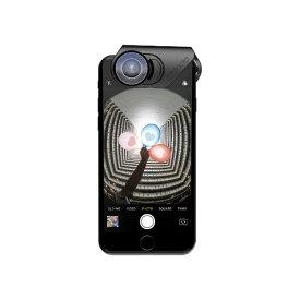 olloclip オリオクリップ olloclip Fisheye + Super-Wide + Macro 15x Lenses For iPhone 8/7 / 8/7Plus OC-0000284-EU