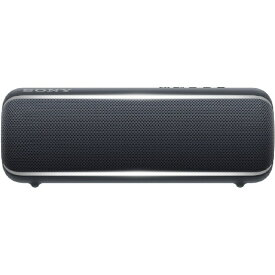 ソニー SONY ワイヤレスポータブルスピーカー SRS-XB22 [Bluetooth対応 /防水][スピーカー bluetooth 高音質 SRSXB22BC]