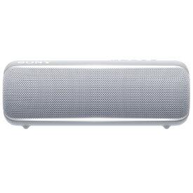 ソニー SONY ワイヤレスポータブルスピーカー SRS-XB22 [Bluetooth対応 /防水][SRSXB22HC]