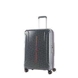 アメリカンツーリスター American Tourister スーツケース 73L(84.5L) TECHNUM(テクナム) GREY SPIRAL PRINT 37G-38015 [TSAロック搭載]