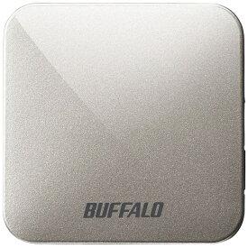 BUFFALO バッファロー WMR-433W2-AS 無線LAN親機 wifiルーター 433+150Mbps アッシュシルバー[WMR433W2AS]