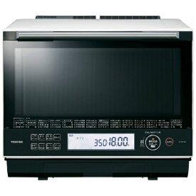東芝 TOSHIBA ER-TD5000-W スチームオーブンレンジ グランホワイト [30L][ERTD5000W]