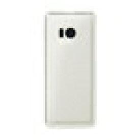 ソフトバンク SoftBank 【ソフトバンク純正】AQUOS ケータイ3 電池カバー (White) SHTHA2