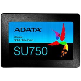 ADATA エイデータ ASU750SS-1TT-C 内蔵SSD SATA6Gb/s 3DTLC 7mm [2.5インチ /1TB]【バルク品】 [ASU750SS1TTC]