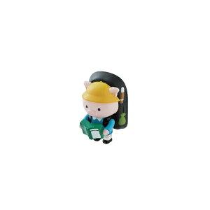 エレコム ELECOM スマホ用フィンガーフィギュア ちょいのせフレンズ 小学生 ブタ P-STBFESPIG