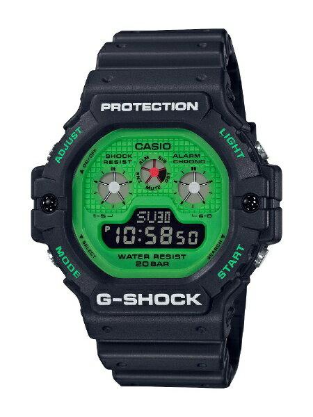 カシオ CASIO G-SHOCK(G-ショック) Rock Music カルチャーコンセプトモデル DW-5900RS-1JF