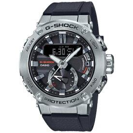 カシオ CASIO [Bluetooth搭載 ソーラー時計]G-SHOCK(G-ショック) G-STEEL(Gスチール)「カーボンコアガード構造」採用モデル GST-B200-1AJF