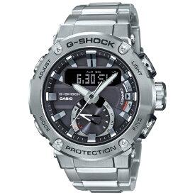 カシオ CASIO [Bluetooth搭載 ソーラー時計]G-SHOCK(G-ショック) G-STEEL(Gスチール)「カーボンコアガード構造」採用モデル GST-B200D-1AJF