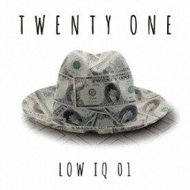 ディスクユニオン disk union LOW IQ 01/ TWENTY ONE【CD】