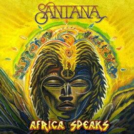 ユニバーサルミュージック サンタナ/ アフリカ・スピークス【CD】