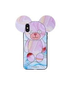 IPHORIA アイフォリア Teddy Pastel for iPhone X/XS テディパステル 16219