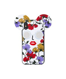 IPHORIA アイフォリア Teddy Floral for iPhone X/XS テディフローラル 16220