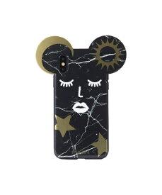 IPHORIA アイフォリア Teddy Black Sky for iPhone X/XS テディブラックスカイ 16224