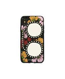 IPHORIA アイフォリア Floral Love With Glasses for iPhone X/XS フローラルラヴウィズグラッシーズ 16232