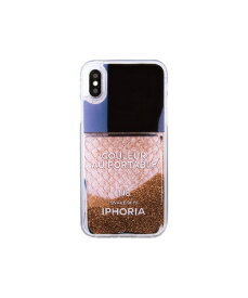 IPHORIA アイフォリア Rose Snake Classic Nail Polish for iPhone XS Max ローズスネーククラシックネイルポリッシュ 16259