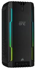 CORSAIR コルセア CS-9020004-JP ゲーミングデスクトップパソコン CORSAIR ONE i140 [モニター無し /intel Core i7 /HDD:2TB /SSD:480GB /メモリ:32GB /43596][CS9020004JP]