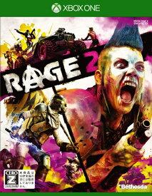 マイクロソフト Microsoft RAGE 2【Xbox One】