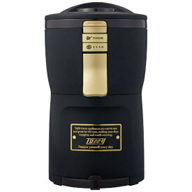 ラドンナ LADONNA 全自動コーヒーメーカー TOFFY RICH BLACK K-CM7-RB [全自動 /ミル付き][KCM7]