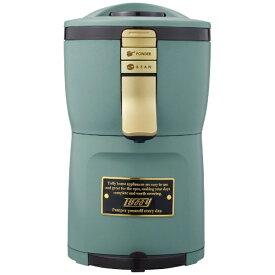 ラドンナ LADONNA 全自動コーヒーメーカー TOFFY SLATE GREEN K-CM7-SG [全自動 /ミル付き][KCM7]