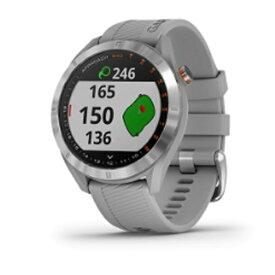 GARMIN ガーミン GPS ゴルフナビゲーションウォッチ Approach S40(グレー)010-02140-20