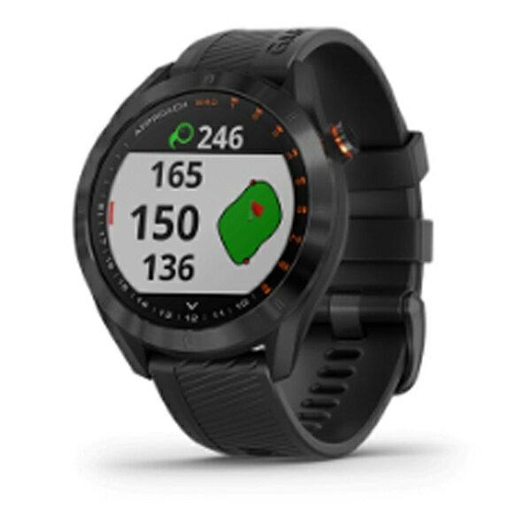 GARMIN ガーミン GPS ゴルフナビゲーションウォッチ Approach S40(ブラック)010-02140-21