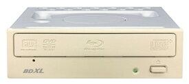 パイオニア PIONEER BDR-212XJ バルク品 (ブルーレイドライブ/M-DISC対応/BDXL対応/ハニカム筐体/SATA/ソフト無し) BDR-212XJ ベージュ【バルク品】 [BDR212XJ]