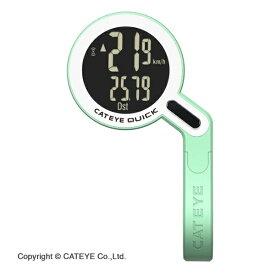 キャットアイ CATEYE サイクルコンピューター QUIK(チェレステ) CC-RS100W【限定色】