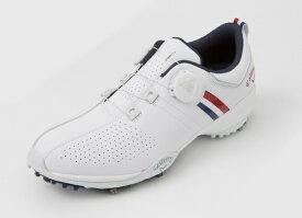 キャロウェイ Callaway 23.0cm レディース ゴルフ スパイクシューズ 18Mシューズ AEROSPORT BOA W(ホワイト) 8983802