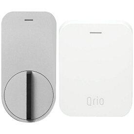 Qrio キュリオ Qrio Smart Lock(キュリオ スマートロック)Q-SL1 + Qrio Hub(キュリオ ハブ)Q-H1[キュリオロック]
