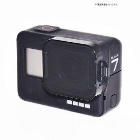 GLIDER GLIDER GoPro HERO7black/6/5用レンズフィルター 黒[GLD3587MJ80]