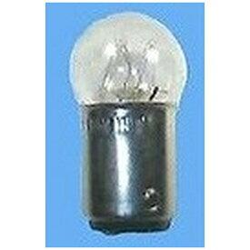 旭光電機 ASAHI LAMP G18/B15D/120V-10W-C 電球 パトランプ回転灯 [B15d][G18B15D120V10WC]