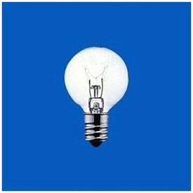 旭光電機 ASAHI LAMP G30/E12/110V-20W-C 電球 ミニボールランプ [E12 /ボール電球形][G30E12110V20WC]