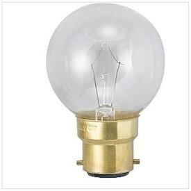 旭光電機 ASAHI LAMP G50/B22D/100/110V-60W-C 電球 ミニボールランプ [B22d /ボール電球形][G50B22D110V60WC]