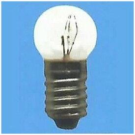 旭光電機 ASAHI LAMP G14-E10-8V-4W 電球 パイロットランプ クリヤー [E10 /豆電球形][G14E108V4W]