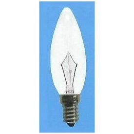 旭光電機 ASAHI LAMP C32/E14D/100/110V-25W-S 電球 [E14 /シャンデリア電球形][C32E14D110V25W]