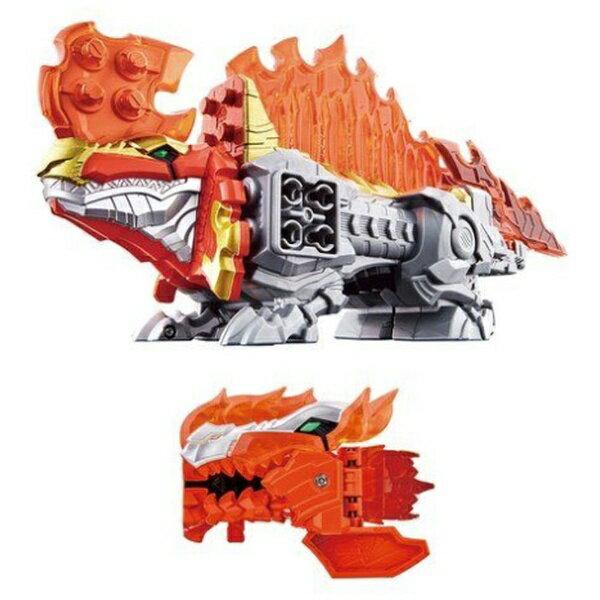 【2019年05月25日発売】 バンダイ BANDAI 騎士竜戦隊リュウソウジャー 騎士竜シリーズ06 DXディメボルケーノ【発売日以降のお届け】