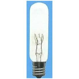 旭光電機 ASAHI LAMP スペース球 T20[口金E17 /20W] T20E17110V20W クリア[T20E1720WC]