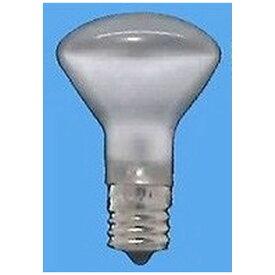 旭光電機 ASAHI LAMP R40-E17-110V-15W-F 電球 ミニレフランプ フロスト [E17 /レフランプ形][R40E17110V15W]