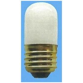 旭光電機 ASAHI LAMP T26-B22D-110V-20W-F 電球 フロスト [B22d /ナツメ球形][T26B22D110V20W]