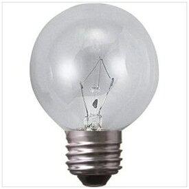 旭光電機 ASAHI LAMP G50/E26/110V-5W-C 電球 ミニボールランプ [E26 /ボール電球形][G50E26110V5WC]