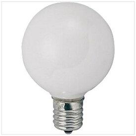 旭光電機 ASAHI LAMP G50/E17/100/110V-40W-S 電球 [E17 /ボール電球形][G50E17110V40WW]